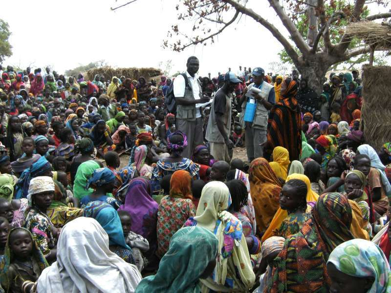 'Over 90,000 Nigerian Boko Haram refugees in Cameroon '