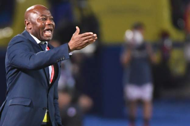 Tanzania sacks Nigerian coach, Amuneke after losing every Afcon match