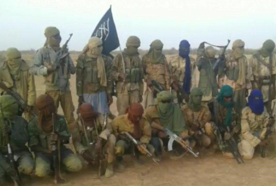 Jihadist group, Jamaat Nusrat al-Islam wal-Muslimin (JNIM),