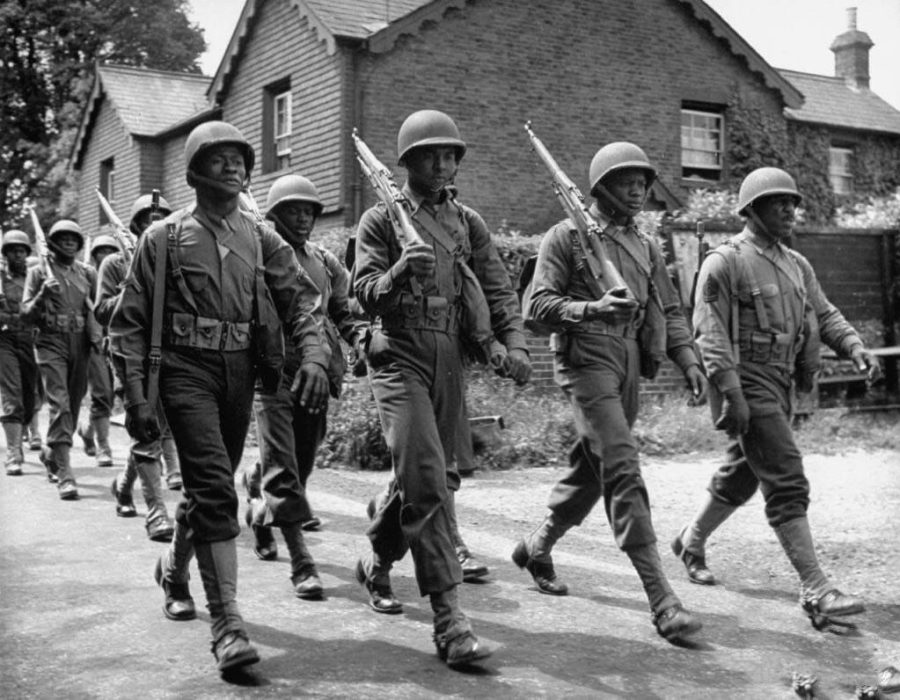 World War II: Most of French forces were Africans—Historian Sheck