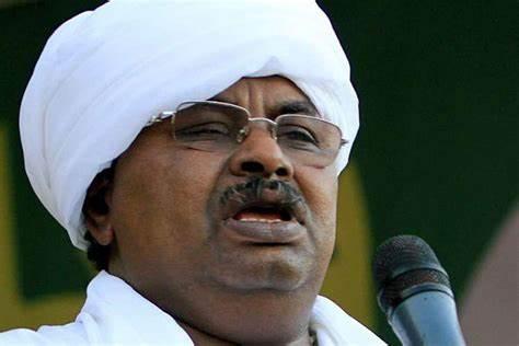 Former Sudan's NISS Chief, Salah Abdalla Mohamed Mohamed Salih, also known as Salah Gosh