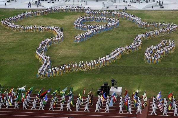 12th African Games begins in Rabat, Morocco