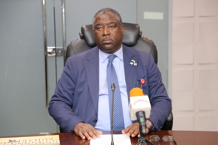 Head of Nigeria's tax authority, Tunde Fowler