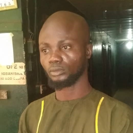 A Nigerian, 37-year-old man, Mutiu Sonola, has been arrested by the Police for allegedly beating his 34-year-old wife, Zainab Shotayo, to death on the Christmas day.