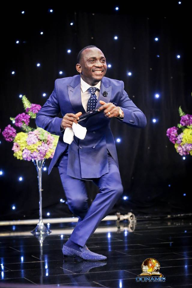 Pastor Paul Enenche leader donates N2 billion worth of items to fight COVID-19 in Nigeria