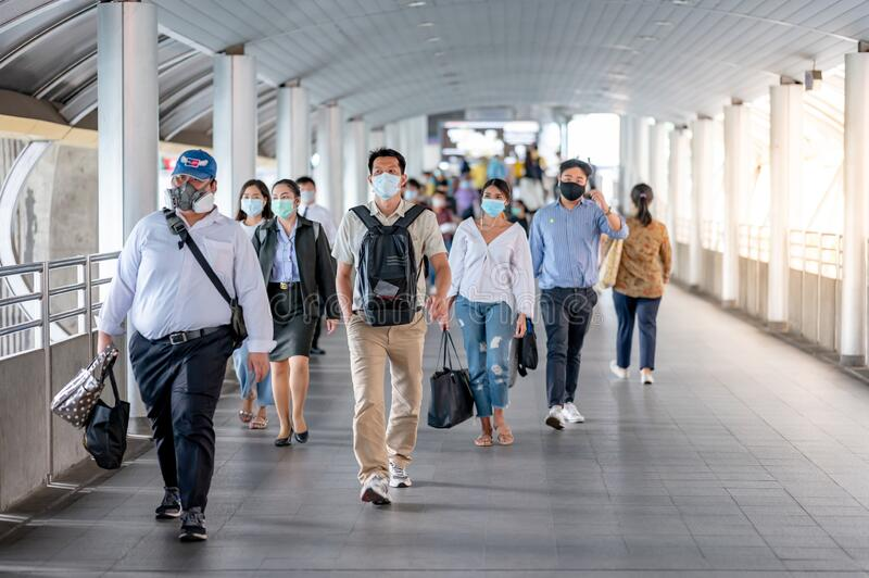 The world may choose to live with Virus to save lives and the economy