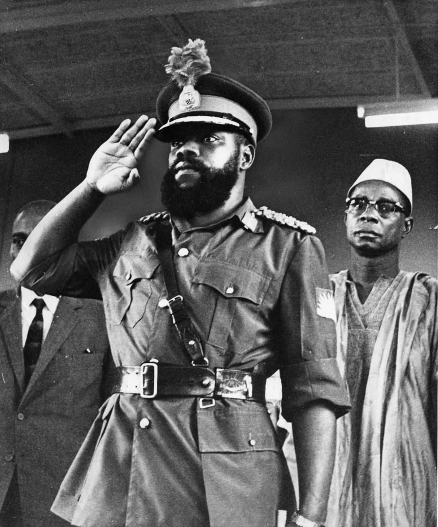 Remembering Bruce Mayrock as 'Biafrans' reminiscence the war, By Jasper Nwokedi