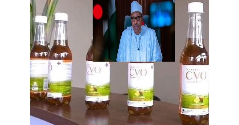 Nigeria confirms delivery of Madagascar anti-coronavirus drink