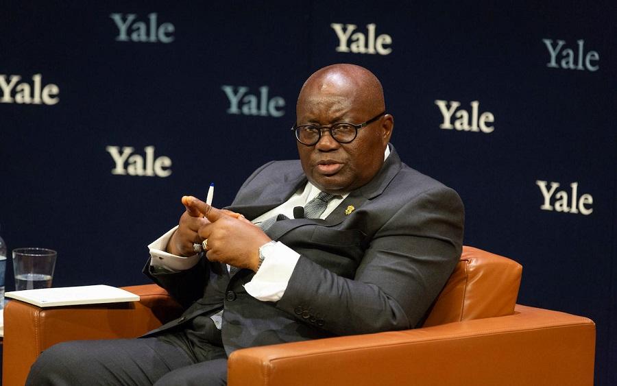Ghana President, Nana-Akufo-Addo
