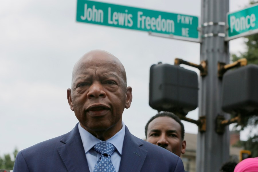 Last of Martin Luther's Closest Allies, John Lewis, is dead