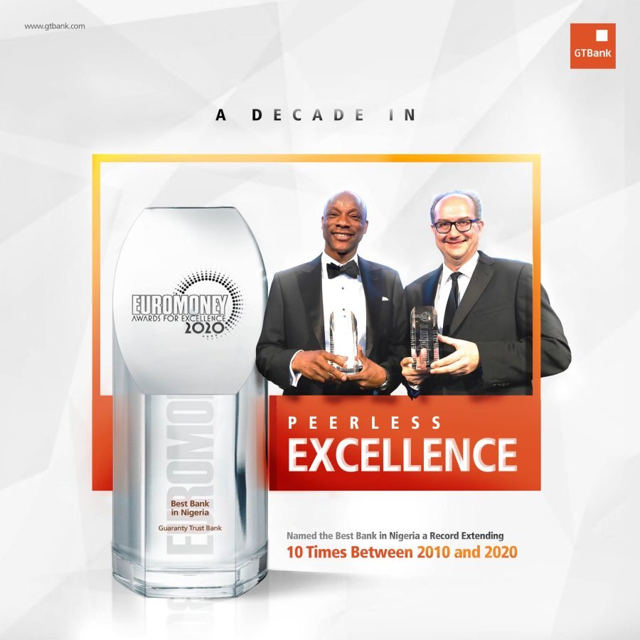 GT Bank Nigeria: A Decade in Peerless Excellence, By GTB