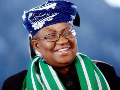 Okonjo-Iweala, Nigerian, named first female, African WTO DG