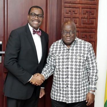 Ghana, AfDB sign MoU for 2021 Annual Meetings