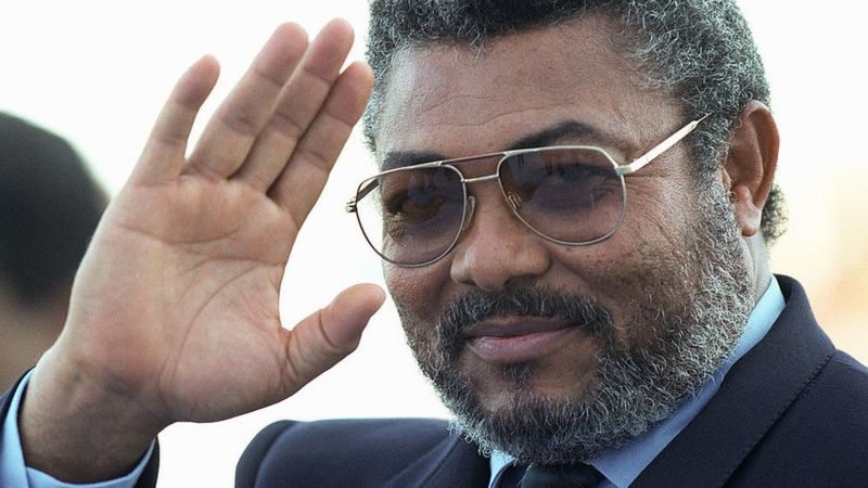 Jerry Rawlings: Ghana's Strongman bows to death aged 73