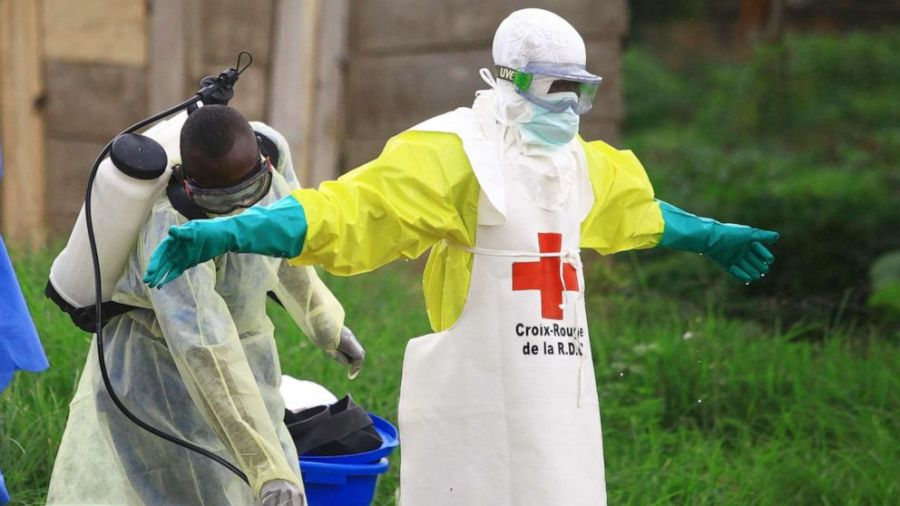 Red Cross Grows Response amidst Ebola Fears of Ebola Spread
