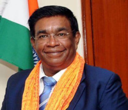Prithvirajsing Roopun, President of Mauritius