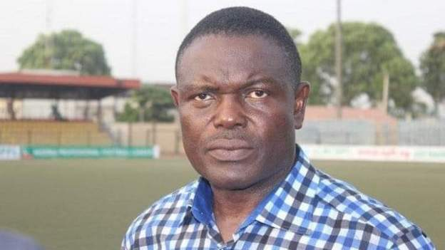 Stanley Eguma is the longest serving coach in the Nigerian professional football league