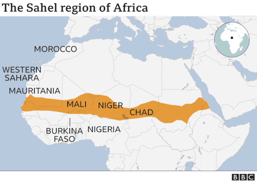 French troops are leading the fight against jihadists in West Africa