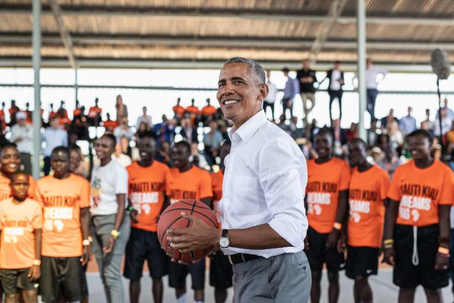 Barack Obama joins NBA Africa as Strategic Partner
