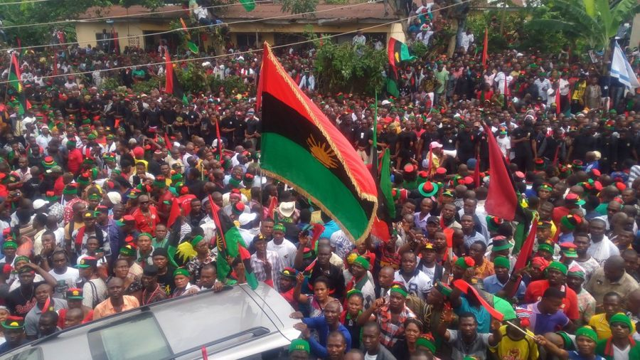 IPOB to commence weekly lockdown of South-East Nigeria from August 8
