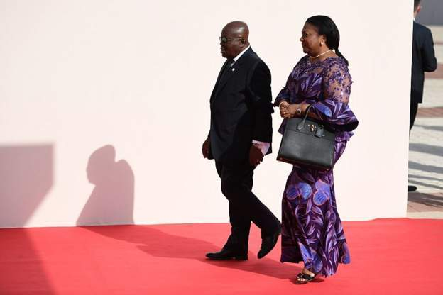 Ghana's first lady, Rebecca Akufo-Addo, offers to refund allowances after public criticism