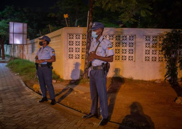In Mozambique, Police Arrest Soldiers over Flouting Covid curfew