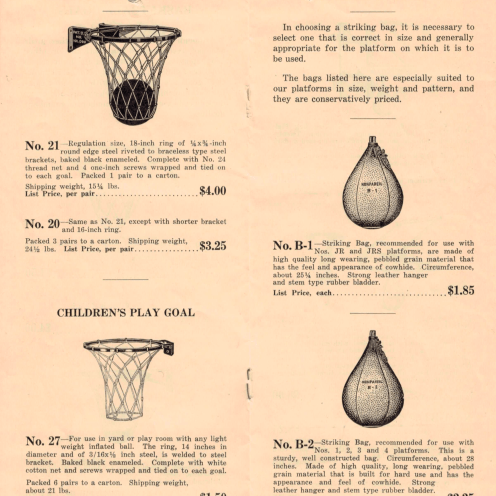 Nonpareil product pamphlet. from the archives of the National Park Service, Gateway Arch National Park.