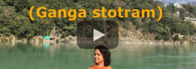 05 The Glory of Ganga (Ganga Stotram)