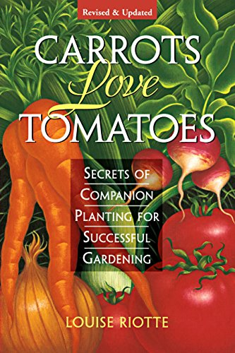 Book Cover - image of drawn carrots, onions, tomatoes, radishes.