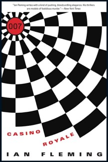 Ian Fleming's Casino Royale book cover