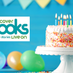 Authors with July Birthdays