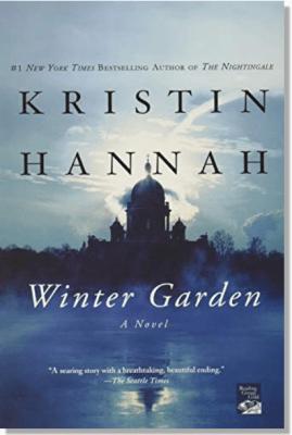 Kristin Hannah Winter Garden book cover