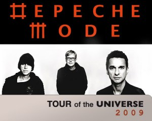 Depeche Mode in Buenos Aires 2009