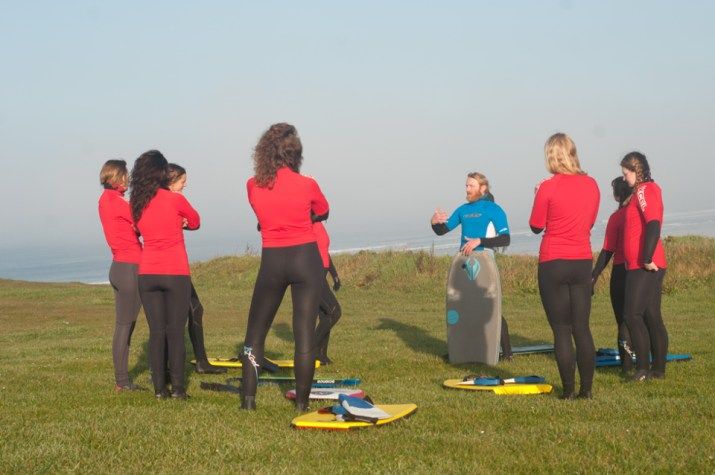 Bundoran Bodyboarding School 10