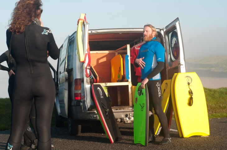 Bundoran Bodyboarding School 2