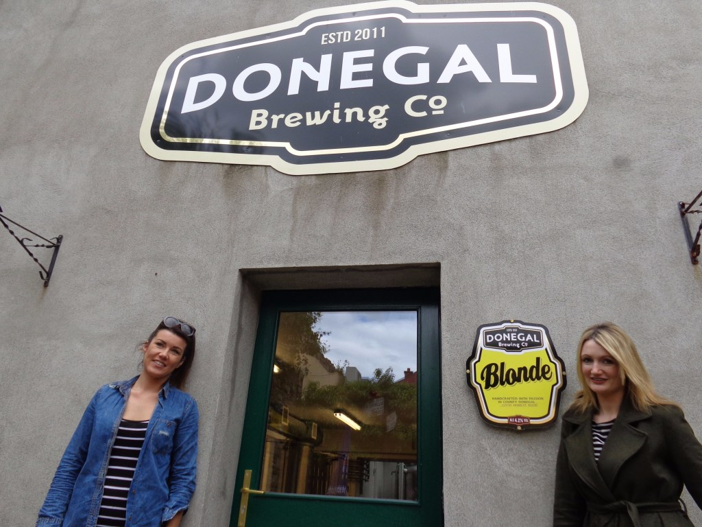 Rachael and Rebecca Donegal brewery