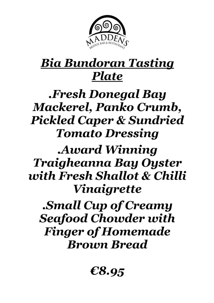 bia bundoran food festival