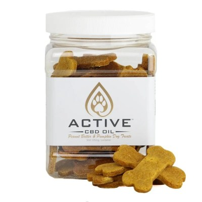 Active CBD Oil Dog Biscuits