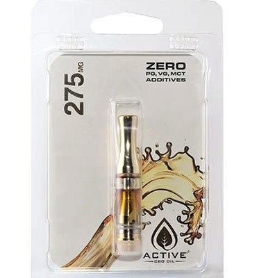 Active Distillate Cartridge