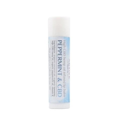 Active CBD Oil Lip Balm Peppermint