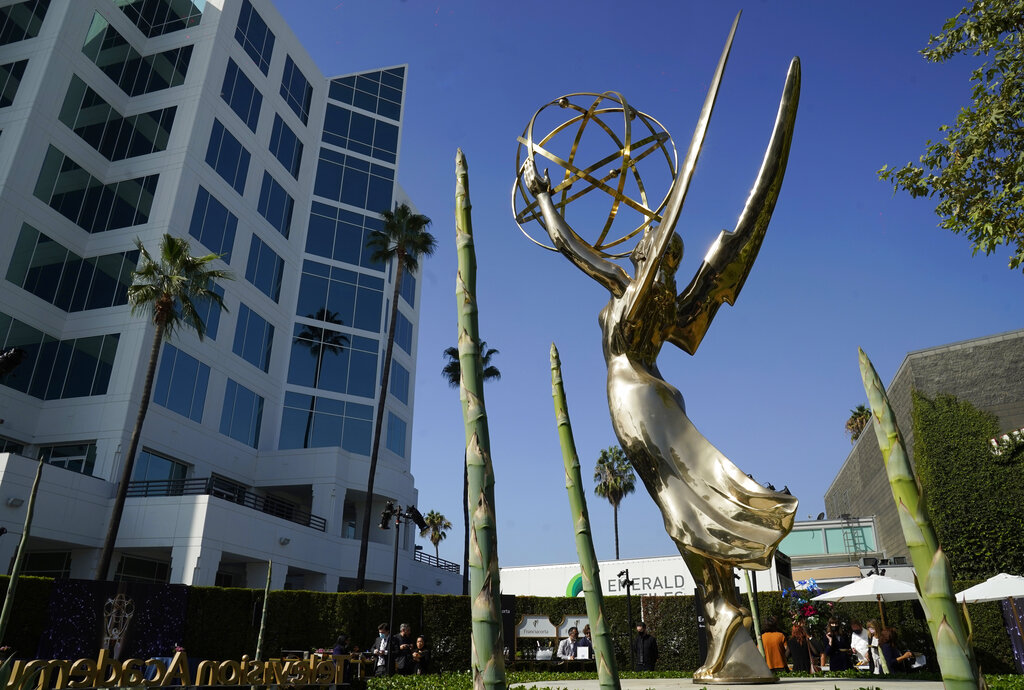 Emmys vow a 'good time' after bleak year; 'Crown' may rule