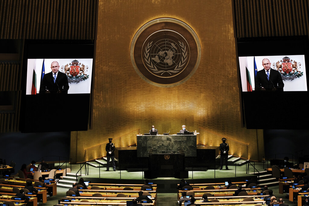 'The future is raising its voice': A dire mood at UN meeting