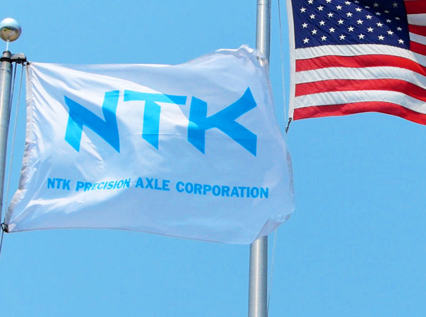NTK Precision Axle Corporation