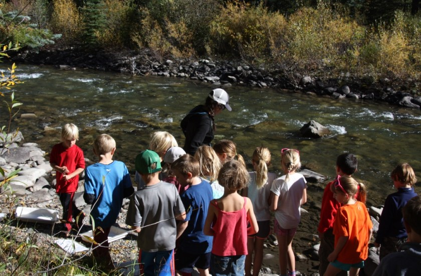 River Observations with the Roaring Fork Conservancy