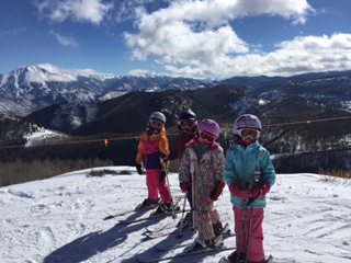 ALL SCHOOL SKI DAY ROCKS!