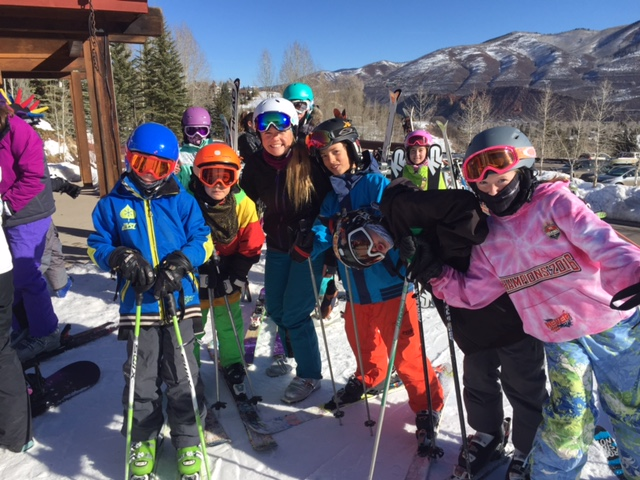 Ski-a-thon Students Conquer 1.75M Vertical Feet