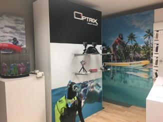 CES 2017 tradeshow booth design for Optrix