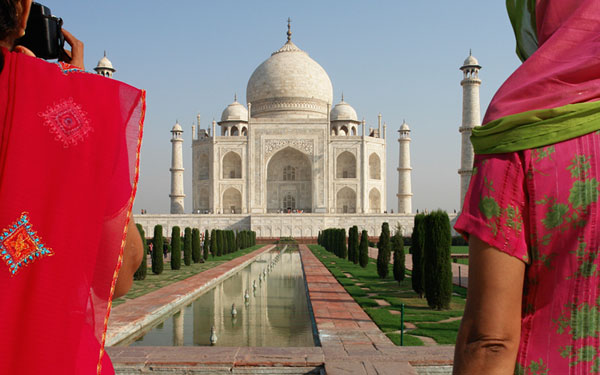 Best Places to Visit in India: Taj Mahal