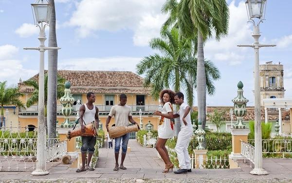 Cultural travel to Cuba