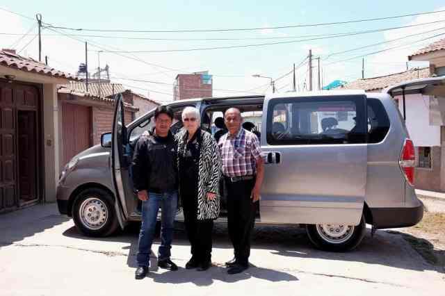 Discover Corps volunteer Peru